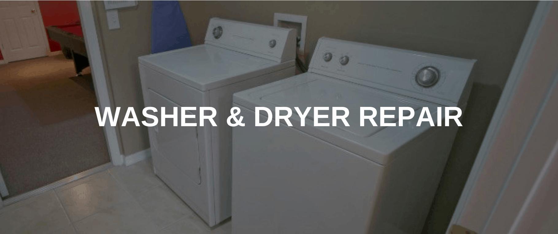 washing machine repair chesapeake